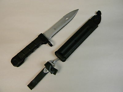 Bulgarian Model 74 Bay. With Scabbard
