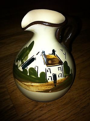 Babbacombe Vinegar Torquay Jug ( Missing Stopper )
