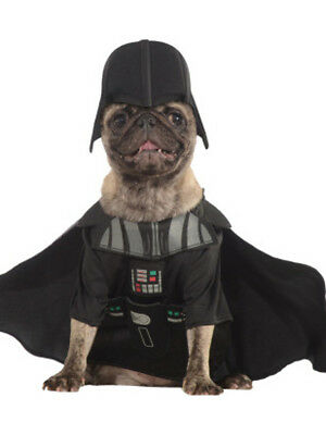 Star Wars Darth Vader Sith Dog Pet Costumes