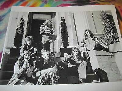 "Jefferson Airplane - Hangin At House  8 X 10""  Photo"