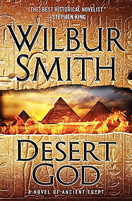 Desert God - Hardcover NEW Wilbur Smith(Au 2014-10-21