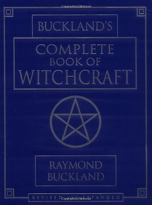 Complete Book of Witchcraft (Llewellyn's Practical Magi - Paperback NEW Buckland