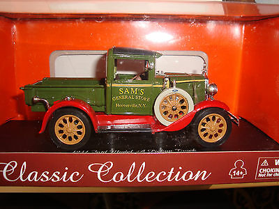 G-SCALE 1/32  1931 Ford Model A Pickup Truck Diecast Metal Model Car