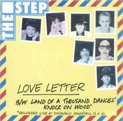 "Love Letter 7"" : The Step (2)"