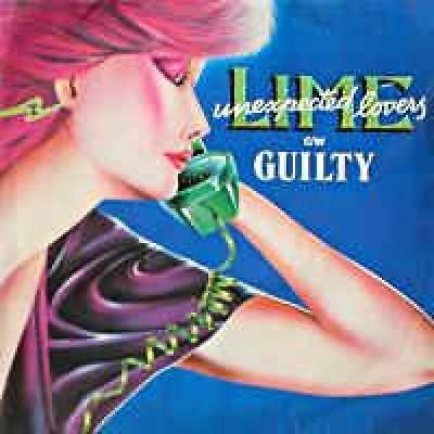 """Unexpected Lovers/ Guillty 7"""" : Lime (2)"""