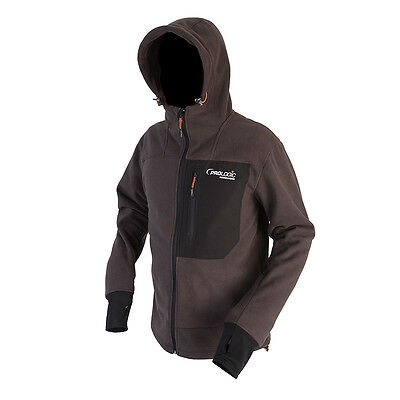 Prologic Commander Fleece Jacket Fishing Waterproof Breathable Size Large
