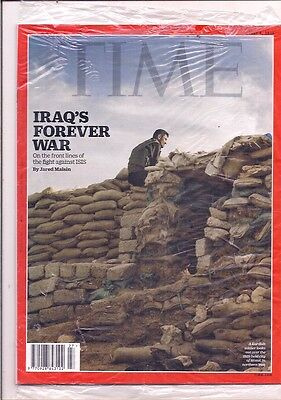 TIME magazine-july 4,2016-IRAQ'S FOREVER WAR.