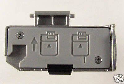 Canon EOS 1000D  Silver Battery Chamber Cover/Door NEW