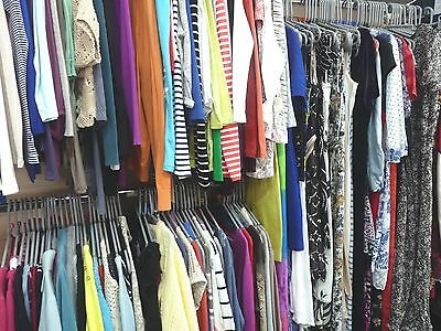 20 Pieces Wholesale Job Lot Of Ladies Clothing - Ideal For Resale.