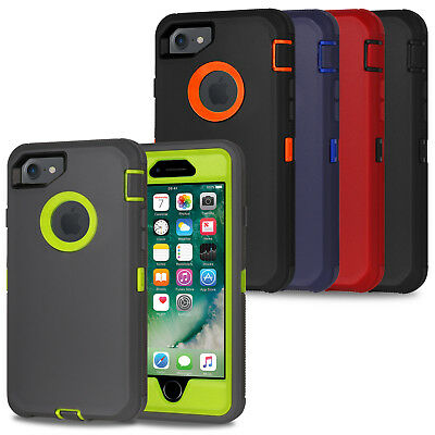 High Impact Full Protection Shockproof Case Cover For iPhone / Samsung Galaxy