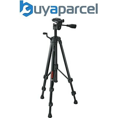 "Bosch BT150 Tripod Stand Laser Level Extendable 520 - 1470mm 1/4"" GLL250 GML80"
