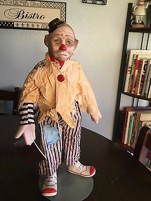 """Heritage Mint Clown/ """" Happiness and Love Collection """",1989 Ben"""