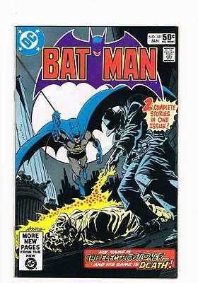 Batman # 331  His Name is the Electroutioner !  grade 8.5 scarce book !
