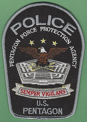 United States Pentagon Force Protection Agency Police Patch