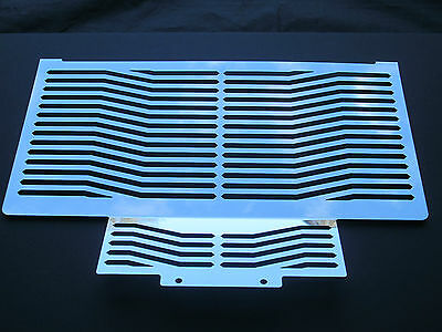 Triumph 1050 Sprint ST/GT Beowulf Radiator & Oil Cooler Protector, Guard, Grill