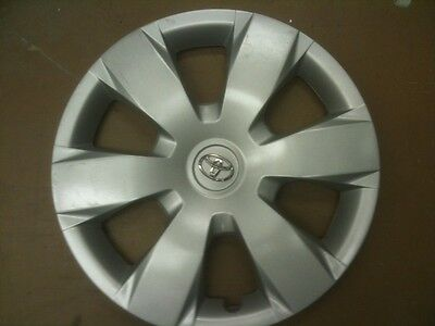 """1-2007-2008-2009-2010-2011 TOYOTA CAMRY HUBCAP WHEELCOVER 16"""" HUB CAP aftermarke"""