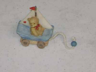 """Cherished Teddies - """"Follow Your Heart Wherever It Takes You"""" #537241 CUTE"""