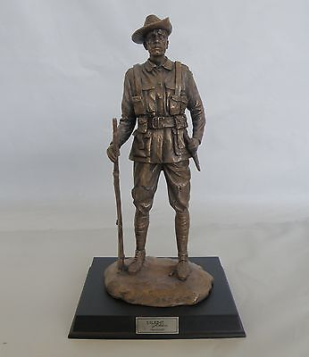 Silent Soldier The Digger Figurine/Statue * New In Box *