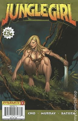 Jungle Girl (2007 Dynamite Entertainment) #0A FN