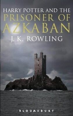 Harry Potter and the Prisoner of Azkaban (Book 3): Adult Edition, J.K. Rowling,