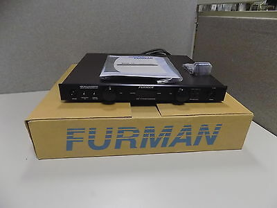 NEW Furman ELITE-15 i 7-Outlet A/V Power Conditioner Linear Filtering AC Source