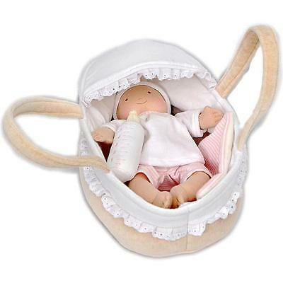 Bonnika Baby with Carry Cot and Blanket - New