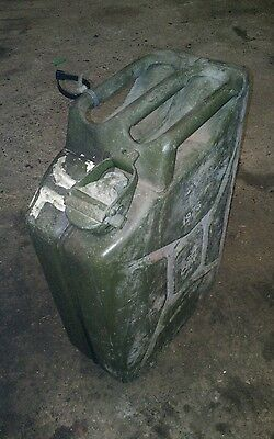 20L metal jerry can 20 litre fuel can