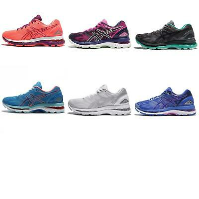 Asics Gel-Nimbus 19 Women Running Shoes Sneakers Trainers Pick 1