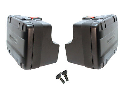 BMW Motorcycle Pannier Set Vario F800GS / F700GS / F650GS (twin)