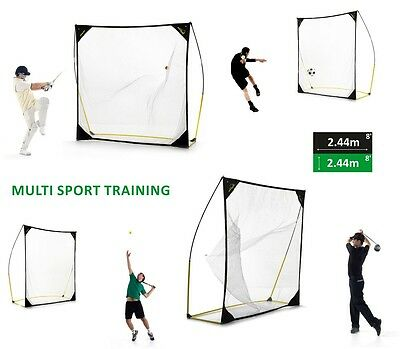 Quickplay Crazy Catch Rebounder Football Cricket Golf Tennis Baseball Posts