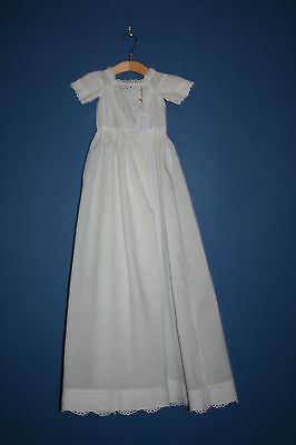 Antique Victorian Small Baby Gown c1860 (#54)