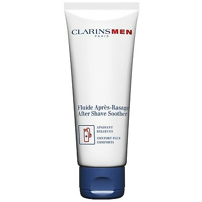 NEW Clarins Men After Shave Soother 75ml for men FREE P&P