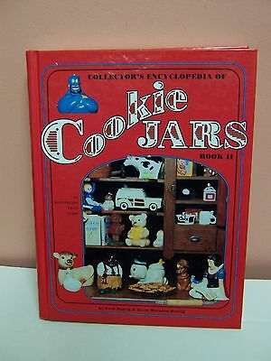 COLLECTOR'S ENCYCLOPEDIA OF COOKIE JARS BOOK II by ROERIG 1994 AUTOGRAPHED