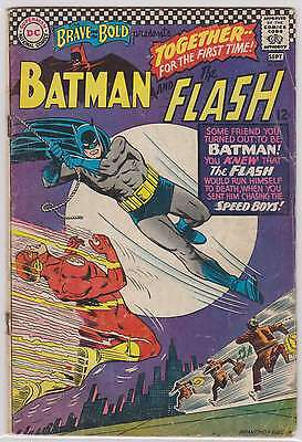 L2989: Brave and the Bold #67, Vol 1, VG Condition