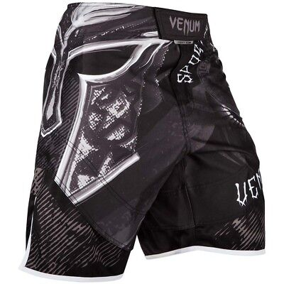 VENUM MMA Fight Shorts, Gladiator 3.0, schwarz, Trainings Hosen, Short Kickboxen