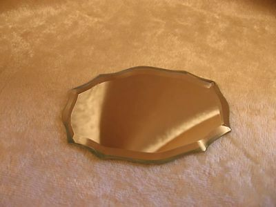 dollhouse doll house miniature CENTERPIECE MIRROR FOR DINING TABLE