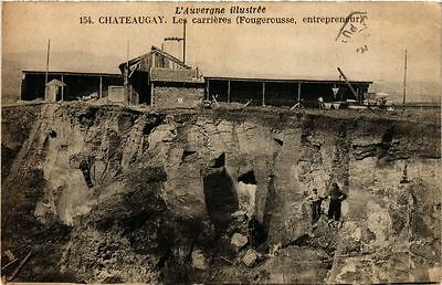 CPA CHATEAUGAY Les carrieres. Fougerousse, entrepreneur (374713)