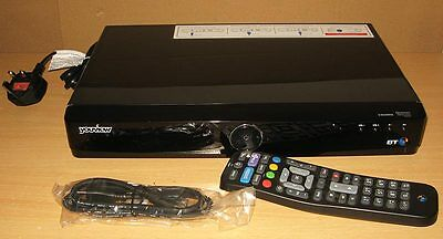Humax BT Youview DTR-T1000 500GB Freeview HD PVR Recorder Twin Tuner iPlayer etc