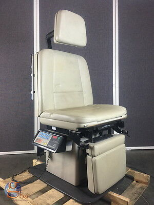 Midmark Ritter 411 Power Programmable Procedure Table w/ NEW Upholstery Top