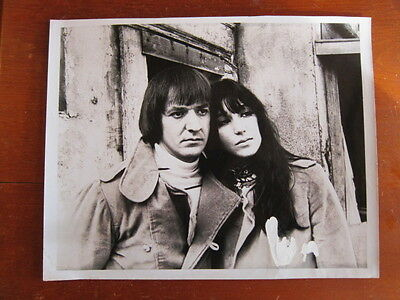 SONNY AND CHER  8x10 photo a