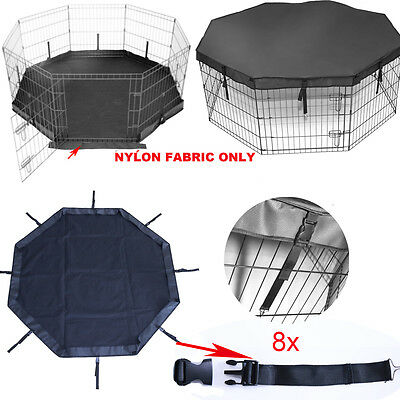 EASY TO CLEAN Cover For Indoor Outdoor Dog Rabbit Play Pen Enclosure