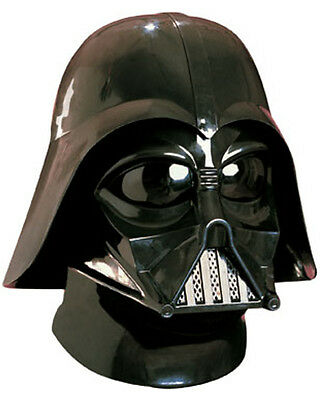 Star Wars Adults Darth Vader 2 Piece Mask Costume Accessory