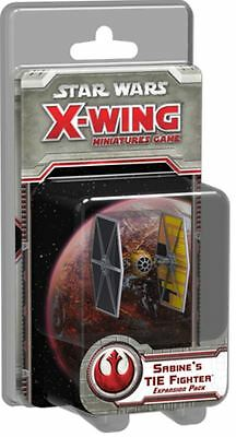 Star Wars X-Wing - Sabini TIE Fighter Expansion pack
