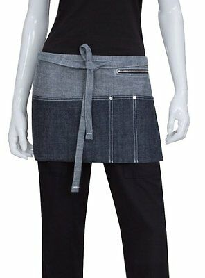 Chef Works Manhattan Waist Server Apron AW047, New
