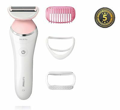 Philips SatinShave BRL140 Wet Dry Advanced Electric Foil Rechargeable Lady Shave