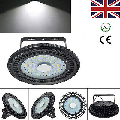 150W UFO LED High Bay Light Industrial Warehouse Commercial Working Floodlight