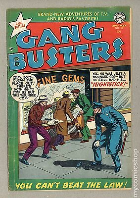 Gang Busters (1948) #33 FR/GD 1.5