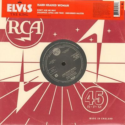 "Elvis Presley(Ltd. Ed 10"" Vinyl)Hard Headed Woman 8/18-RCA-RCA 1070-EU-M/M"