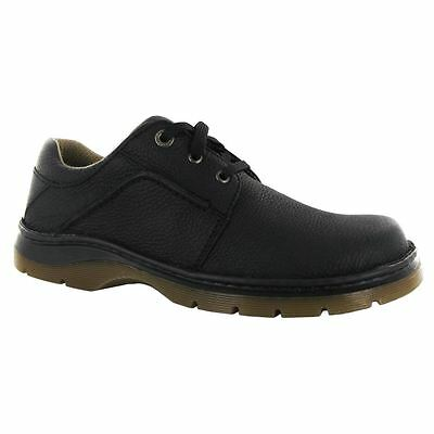 Dr.Martens Zack 3 Eye Gibson Black Mens Shoes