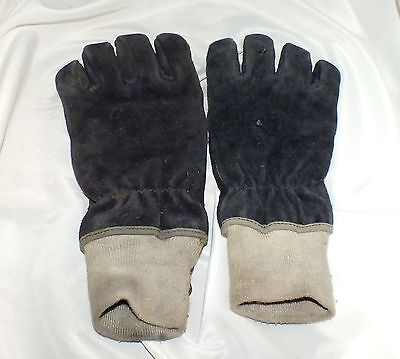 Shelby Firewall Structural Firefighters Gloves, Mixed Size L & XL  (FFG-17)